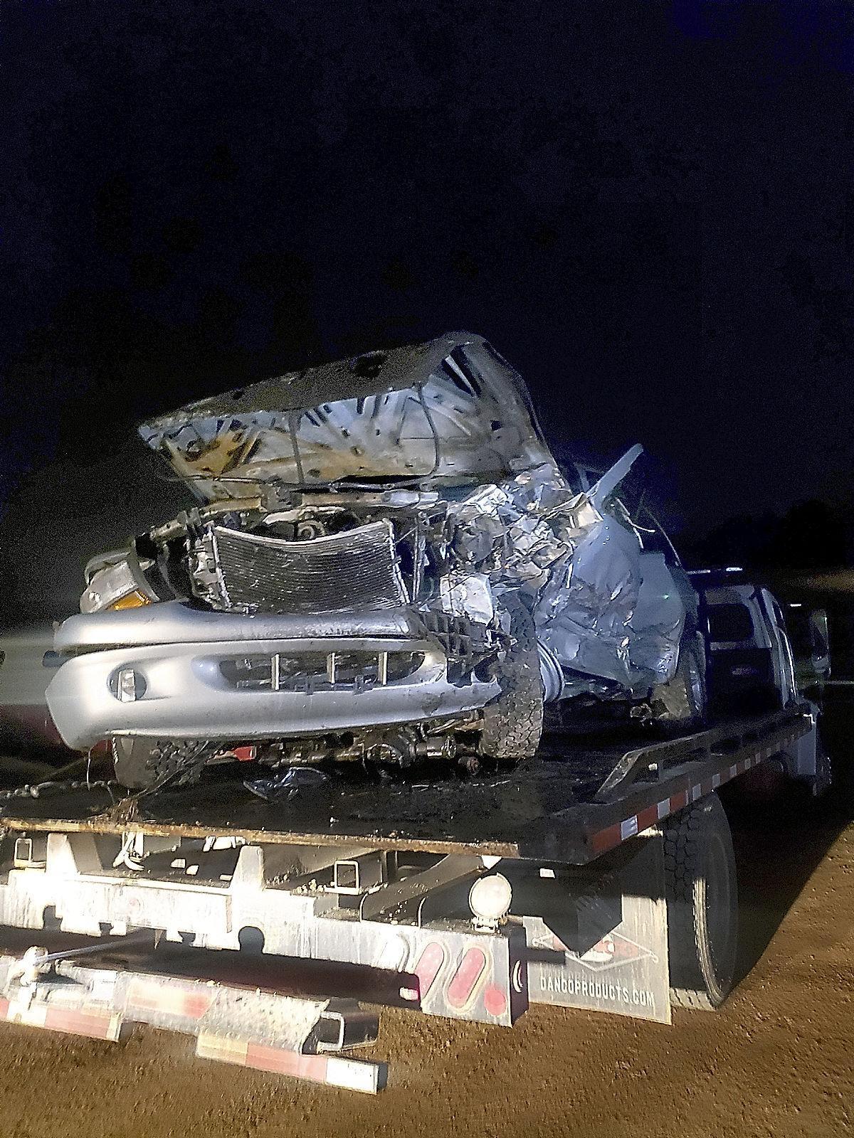 Crash Victim