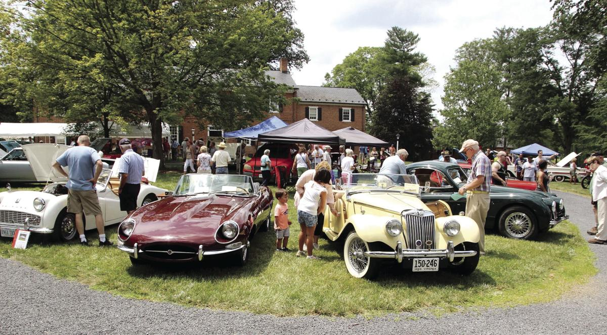 On Glen Burnie Day, It's All About The Cars