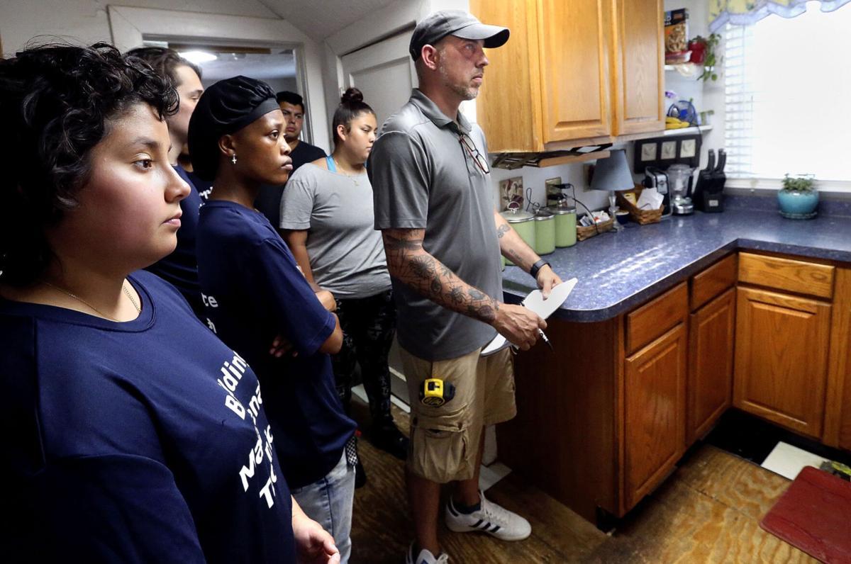 Home Repair Students