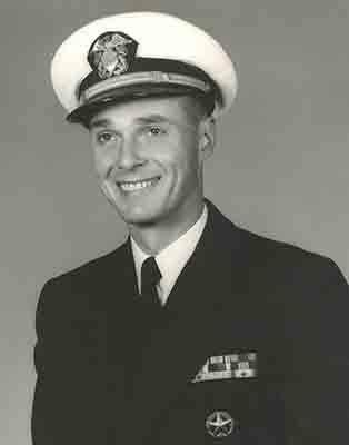 Captain Gordon L. Wineman, USN (Ret.)