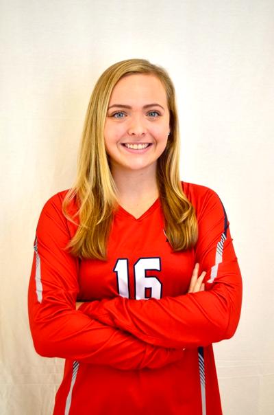 Athlete Spotlight: Shenandoah volleyball player Ashley Thompson