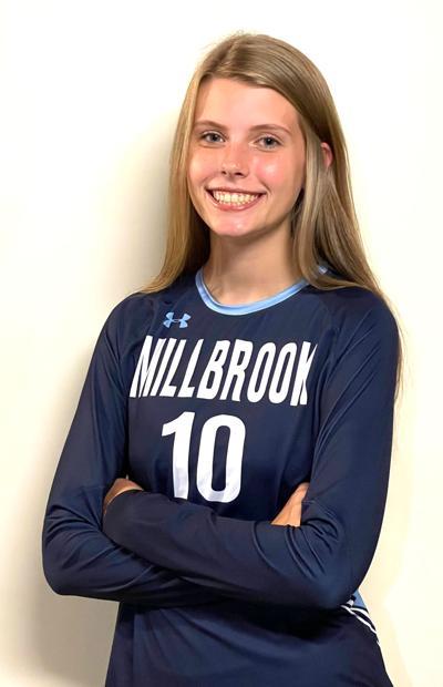 Athlete Spotlight: Millbrook volleyball player Emily Orndorff