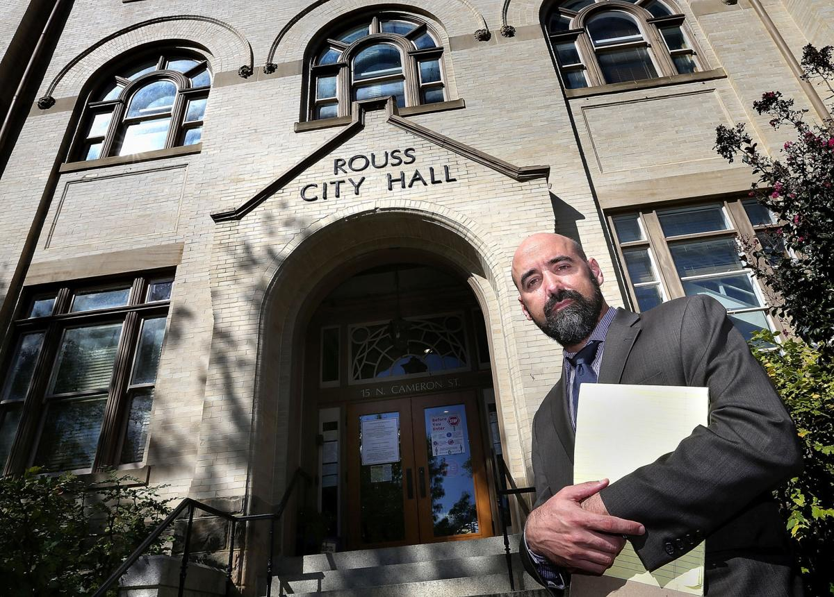 New City Manager