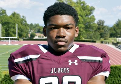 Athlete Spotlight: Handley football player Miles Ashe