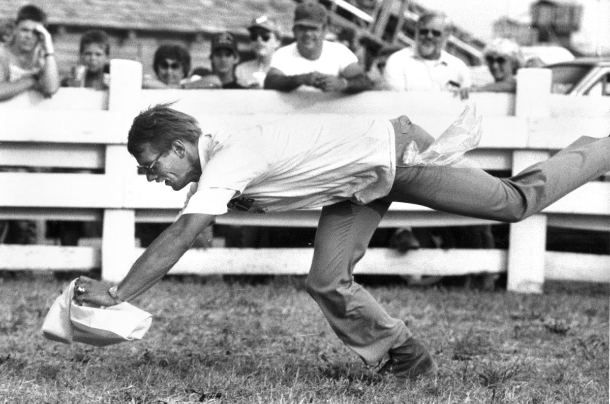 Past cowpie toss Orndoff