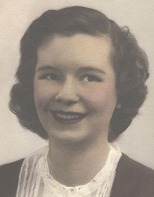 Althea Suzanne (Hitchcock) MacGregor