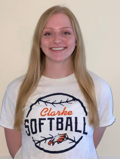 Athlete Spotlight: Clarke County softball player Abby Peace