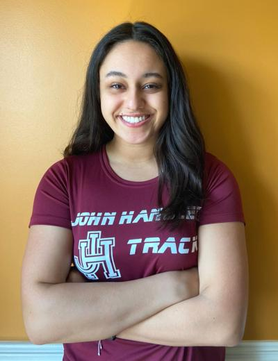 Athlete Spotlight: Handley track & field athlete Sofia Posadas