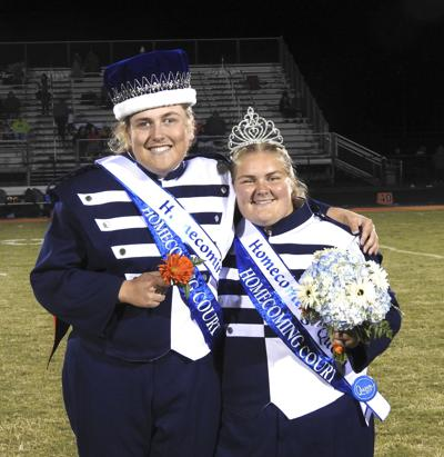 Clarke Homecoming royalty crowned
