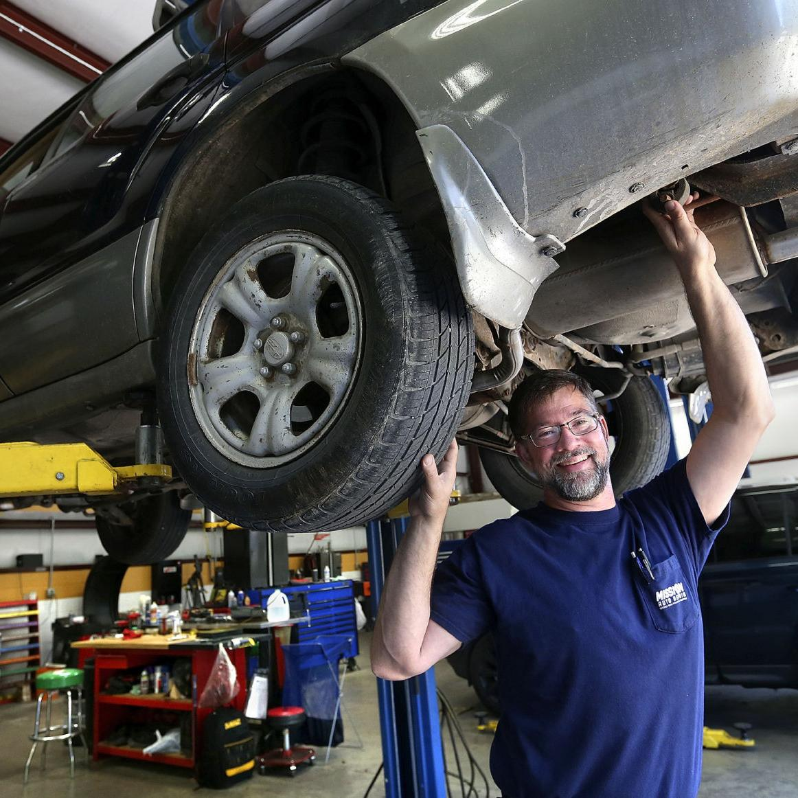 Mission Auto Repair on a mission to help others