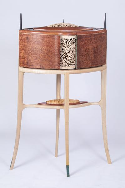 The  Art of Fine Furniture is back