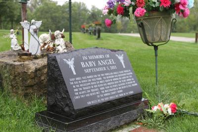 Baby Angel's grave