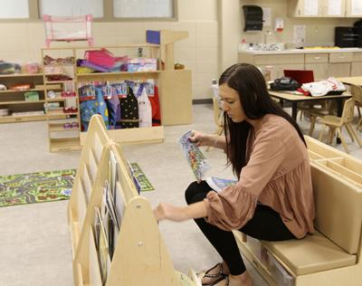 Arcadia child care center meets a need