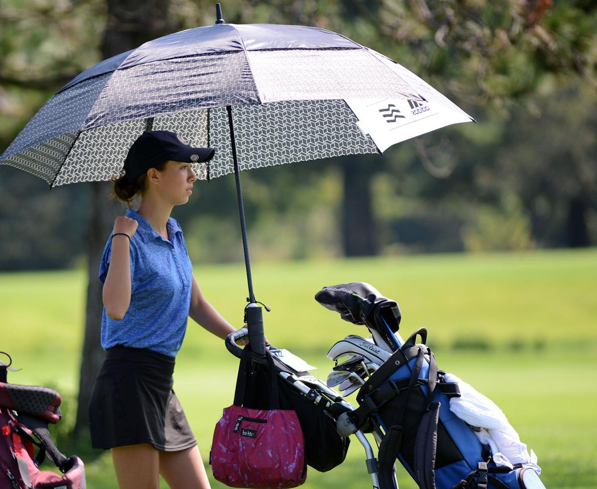 Photos: Week 1 of 2018 girls golf season wraps up with 19-team Madison Edgewood/WPGA Invitational
