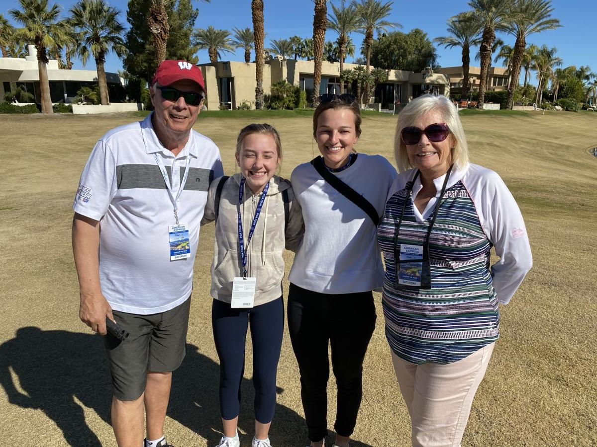 Izzi, Bobbi Stricker with Bo, Kelly Ryan