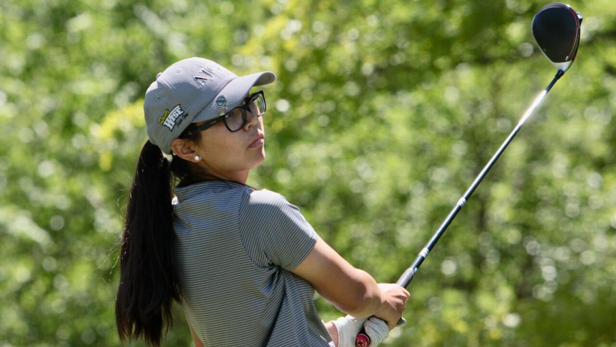 Jessica Guiser, Wisconsin State Women's Open