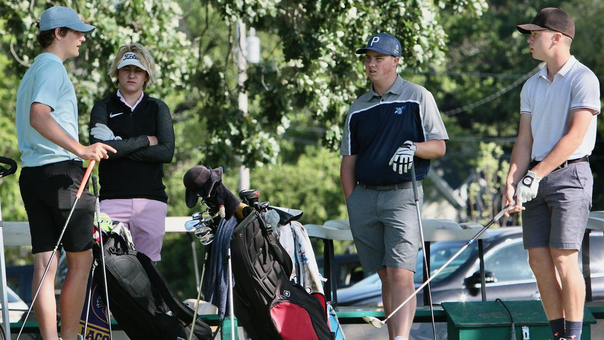 WPGA Junior Tour | golfers at Lake Ripley event
