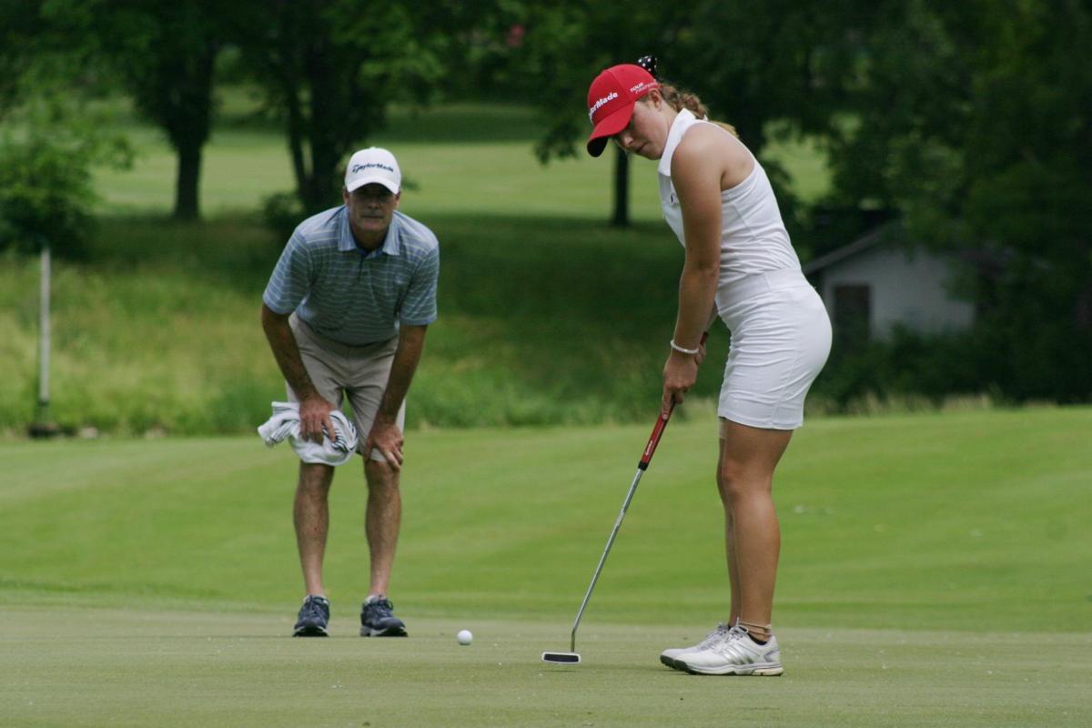 Tess & Dave Hackworthy | 2016 Wisconsin Women's State Open