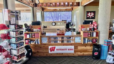 University Ridge pro shop