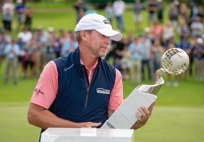 Steve Stricker   2018 Sanford International champion