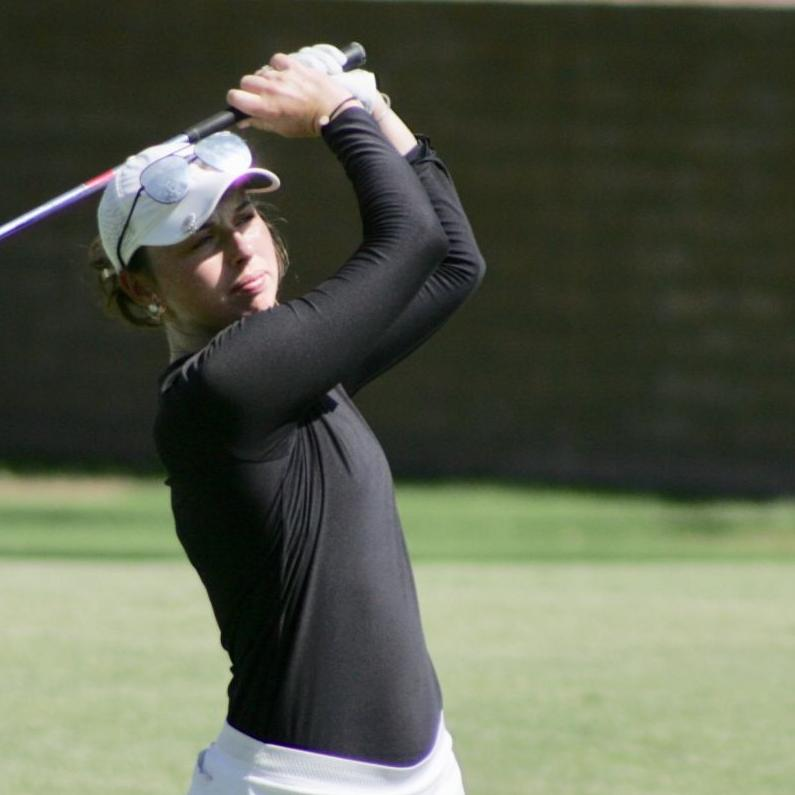 It's onto the LPGA Tour Q-Series for Lexi Harkins after the former Badger rallies to shoot 68 at second stage of Q-School