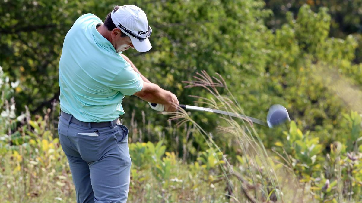 Photos: Final round of the Wisconsin PGA Professional Championship at Green Bay CC