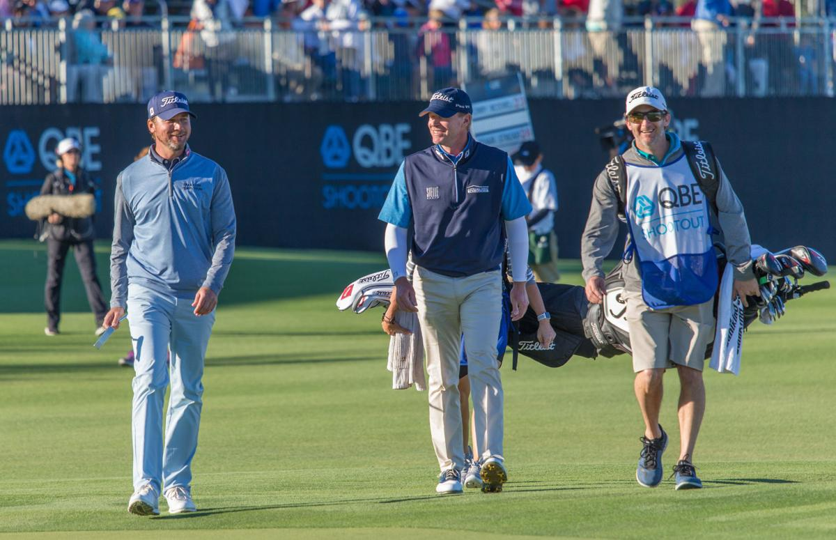 Photos: Madison's Steve Stricker teams with Sean O'Hair to win QBE Shootout in Naples, Florida
