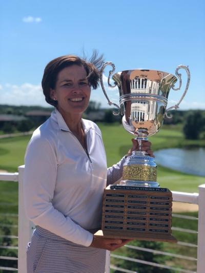 Maggie Leef | 2019 WWSGA Senior Champion