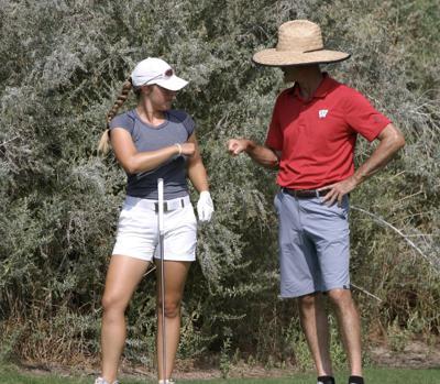 2019 LPGA Q-SCHOOL | Tess Hackworthy