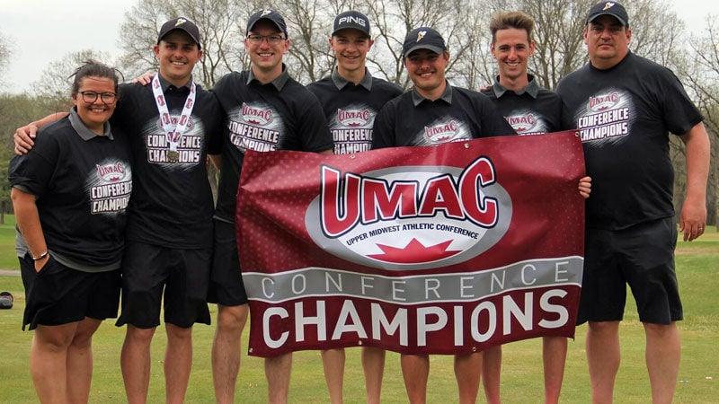 UW-Superior   2021 UMAC Conference Champions