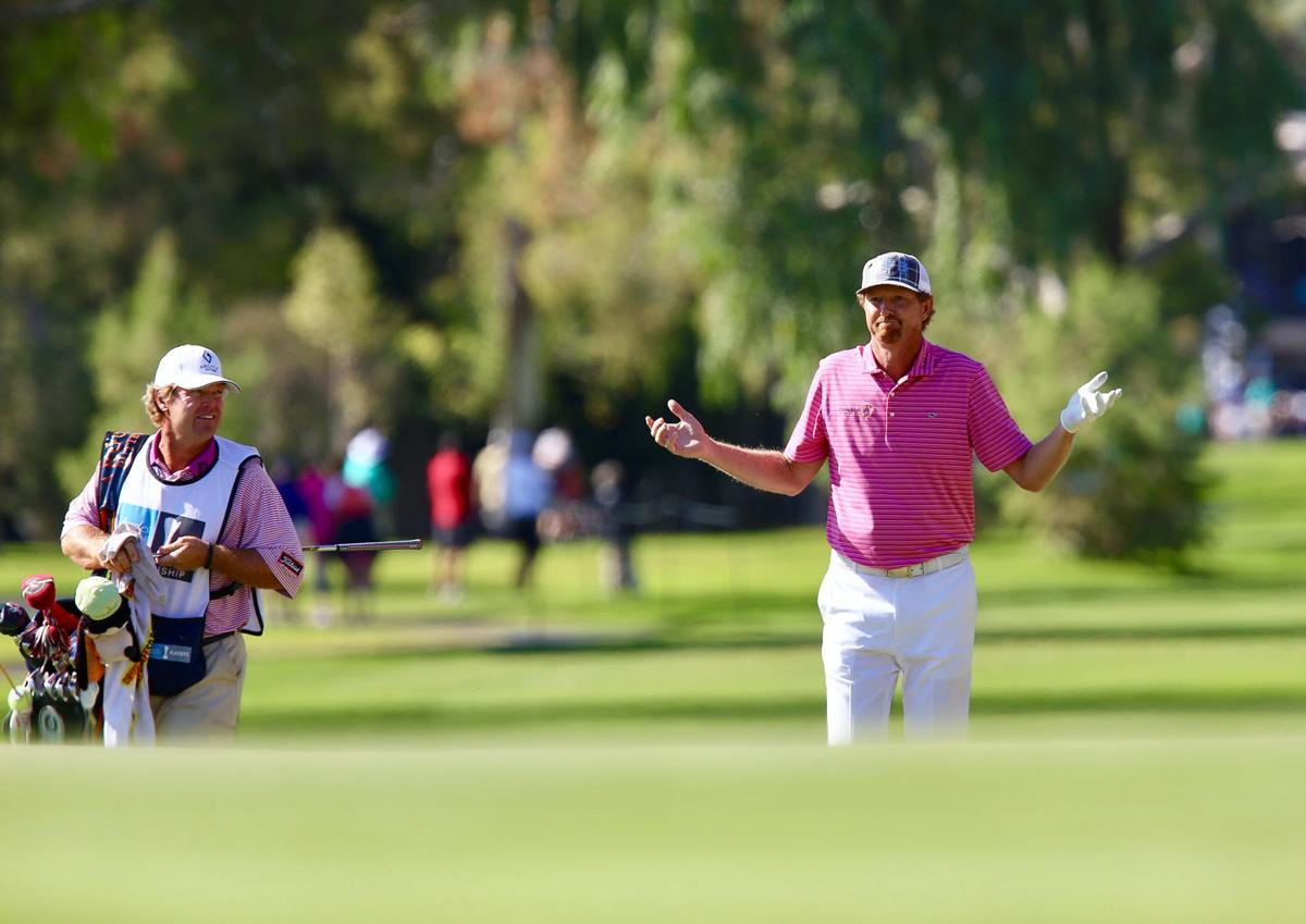 Photos: Madison's Jerry Kelly, others finish 2018 PGA Tour Champions season on Championship Sunday at Charles Schwab Cup Championship