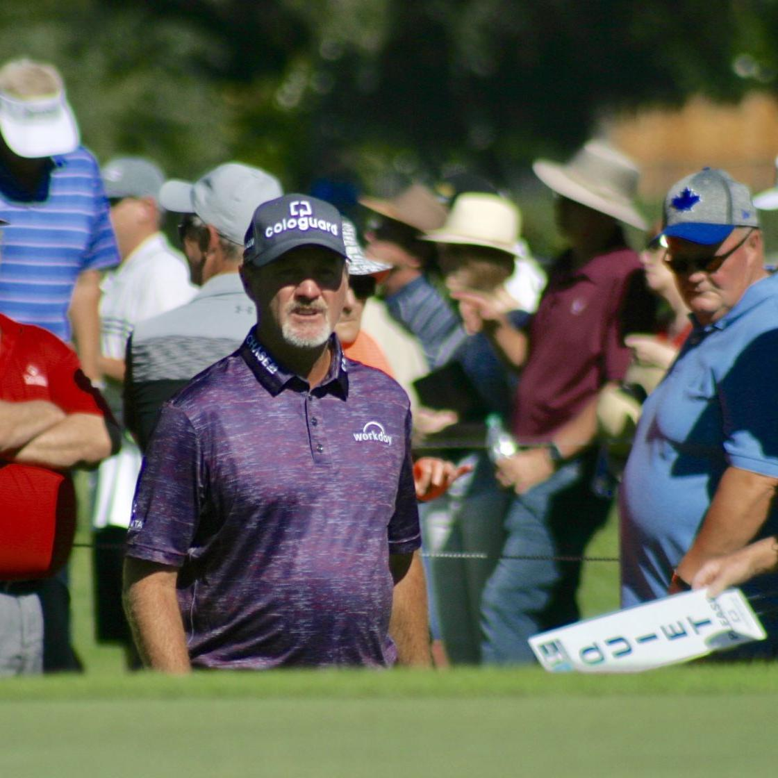 Swing change leads to change of fortunes late, but a 73 drops Jerry Kelly into tie for 30th at Schwab Cup finale