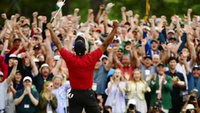 2019 Masters Tournament | Tiger Woods