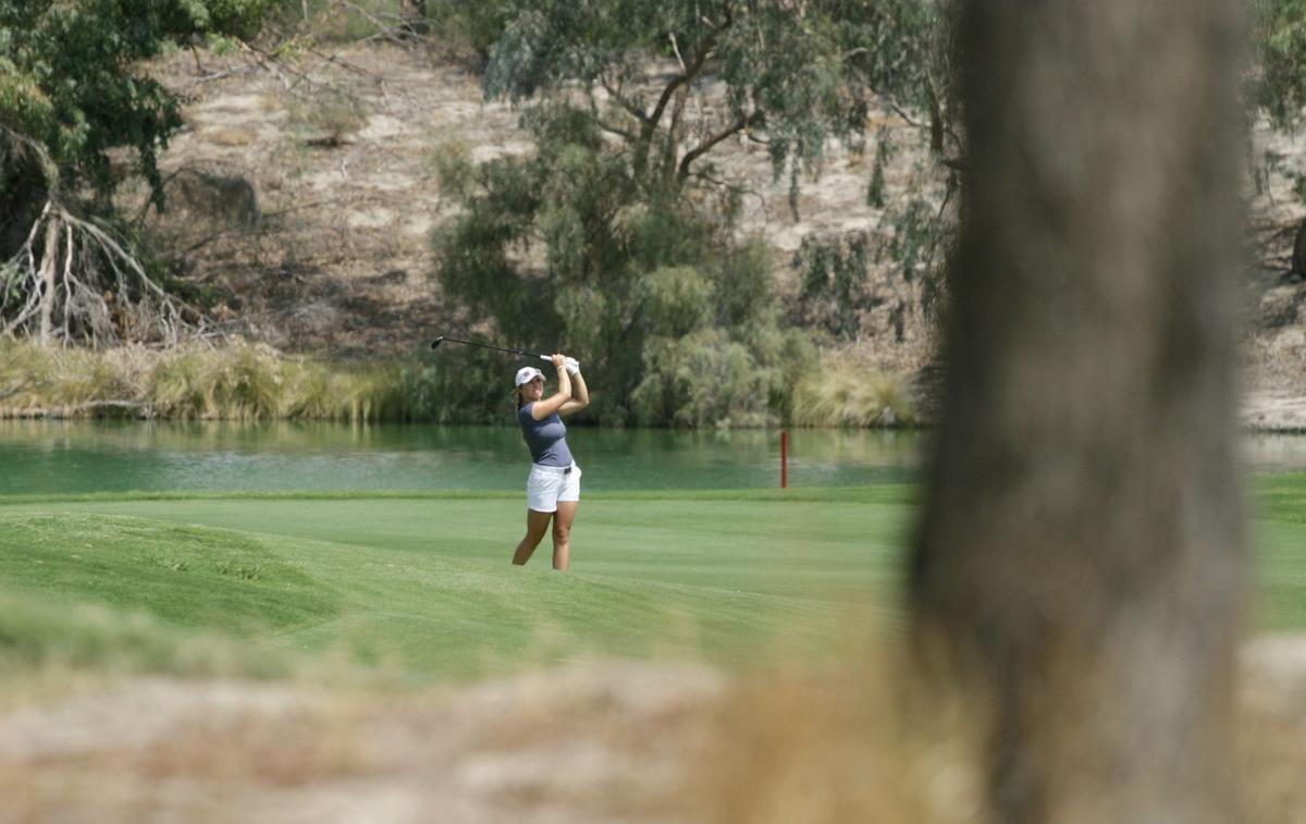 2019 LPGA TOUR Q-SCHOOL | Tess Hackworthy