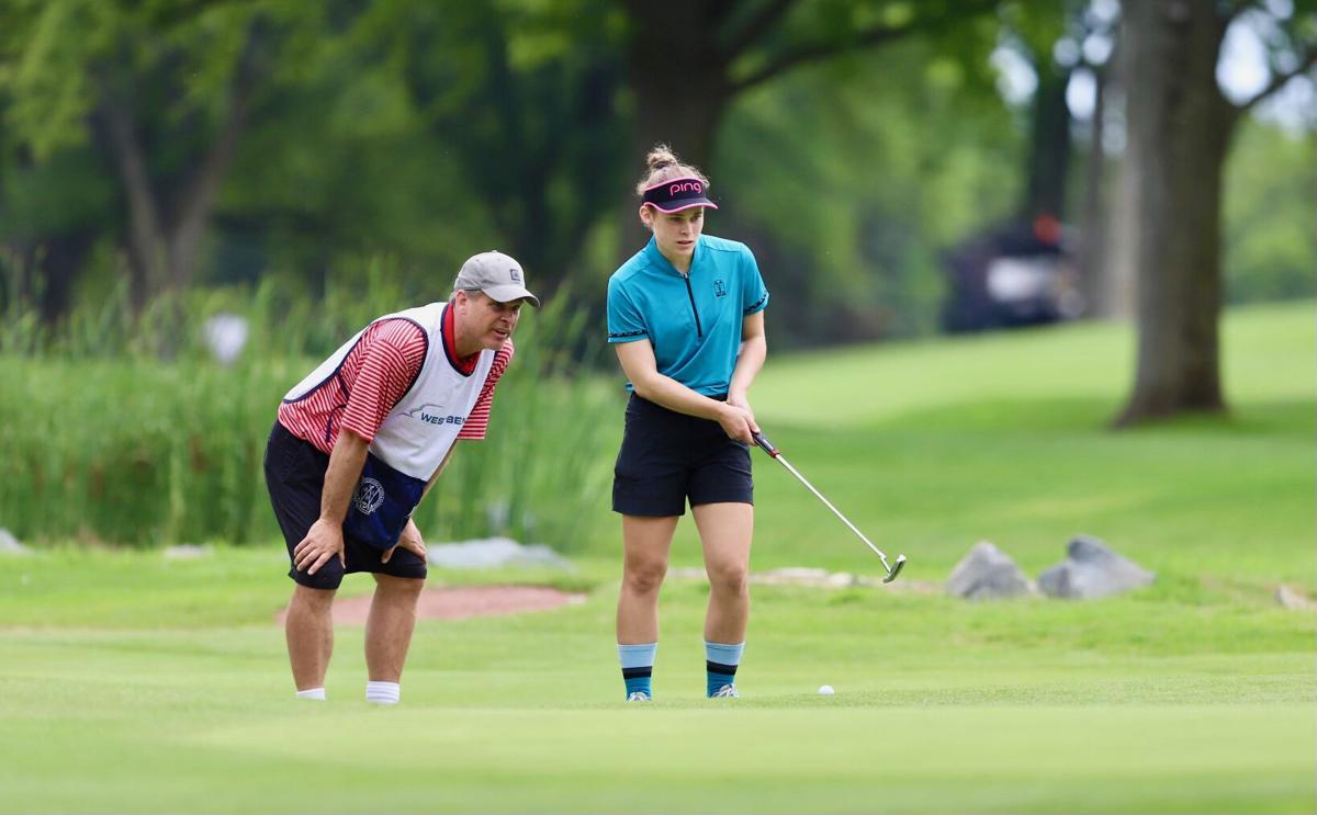 2021 Wisconsin State Women's Amateur | Rob, Jolie Guyette