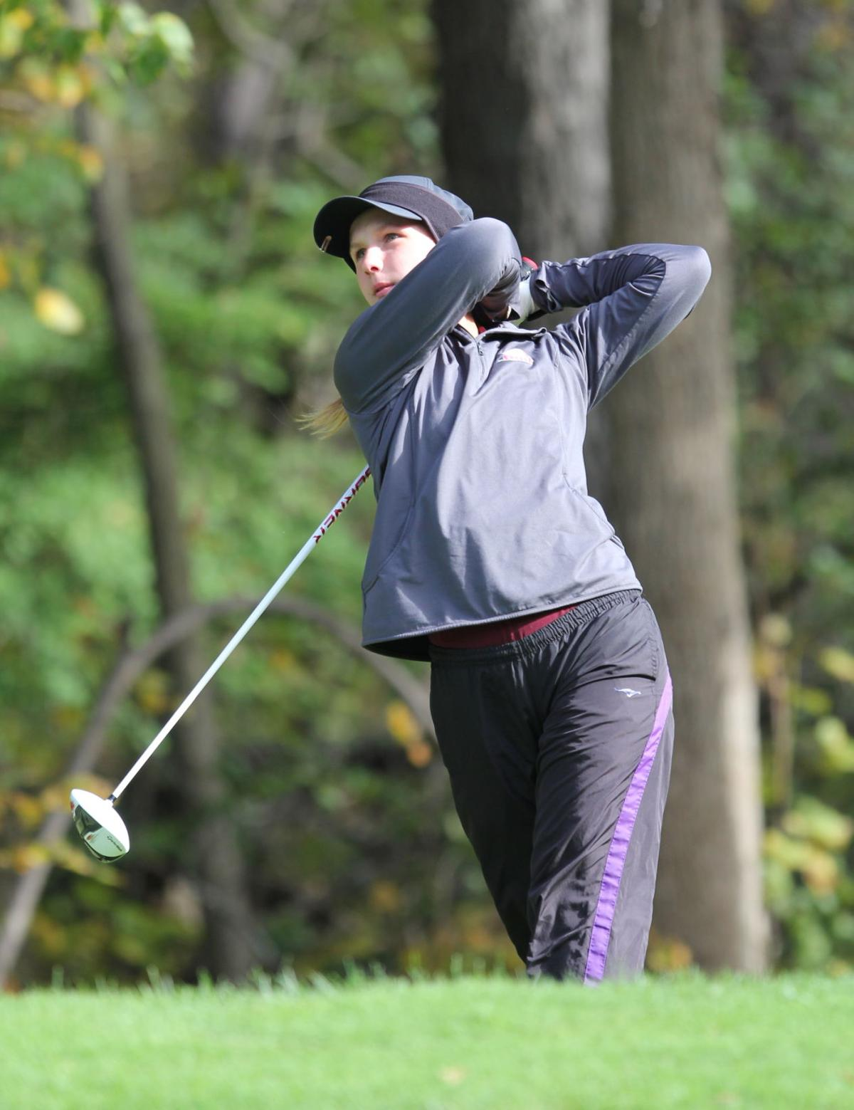 wiaa girls golf tournament 2017 division 2 sectional preview hs