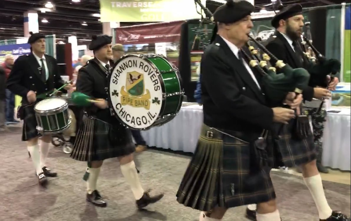 2019 Chicago Golf Show | Shannon Rovers