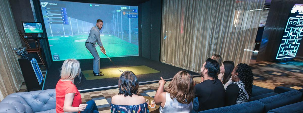 Topgolf Swing Suites announced as part of restaurant, high-tech entertainment coming to Titletown Tech near Lambeau Field