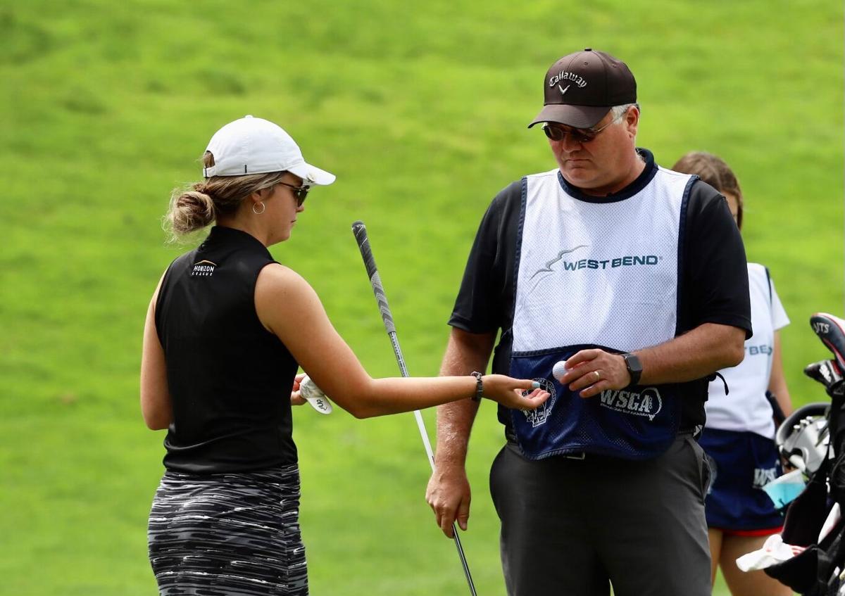 2021 Wisconsin State Women's Amateur | Ashley, Brad Kulka