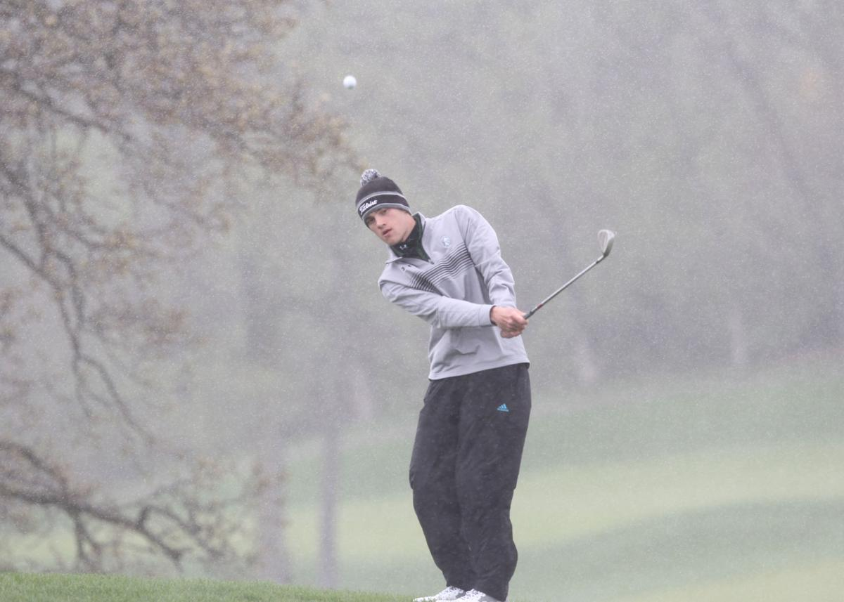 photos a chilly day for golf at 26th annual morgan stanley