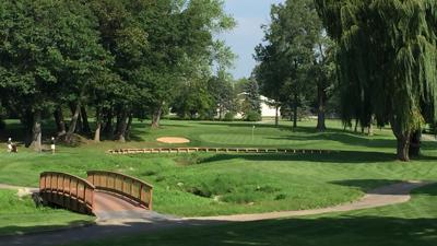 Oshkosh CC | 14th hole