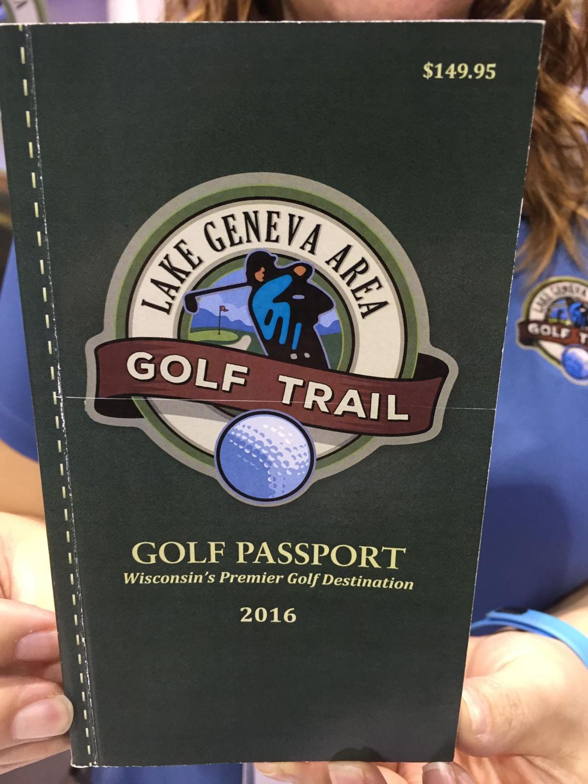 Lake Geneva Golf Trail passport
