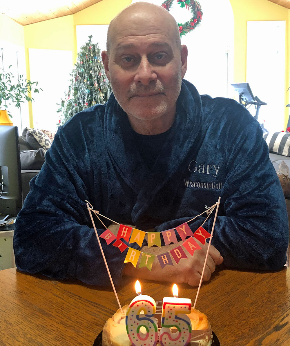 Gary D'Amato's 65th birthday
