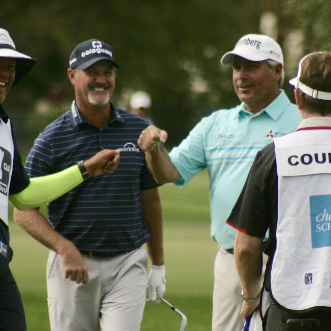 Final-round 65 boosts Madison's Jerry Kelly into tie for 22nd place at season-ending Charles Schwab Cup Championship