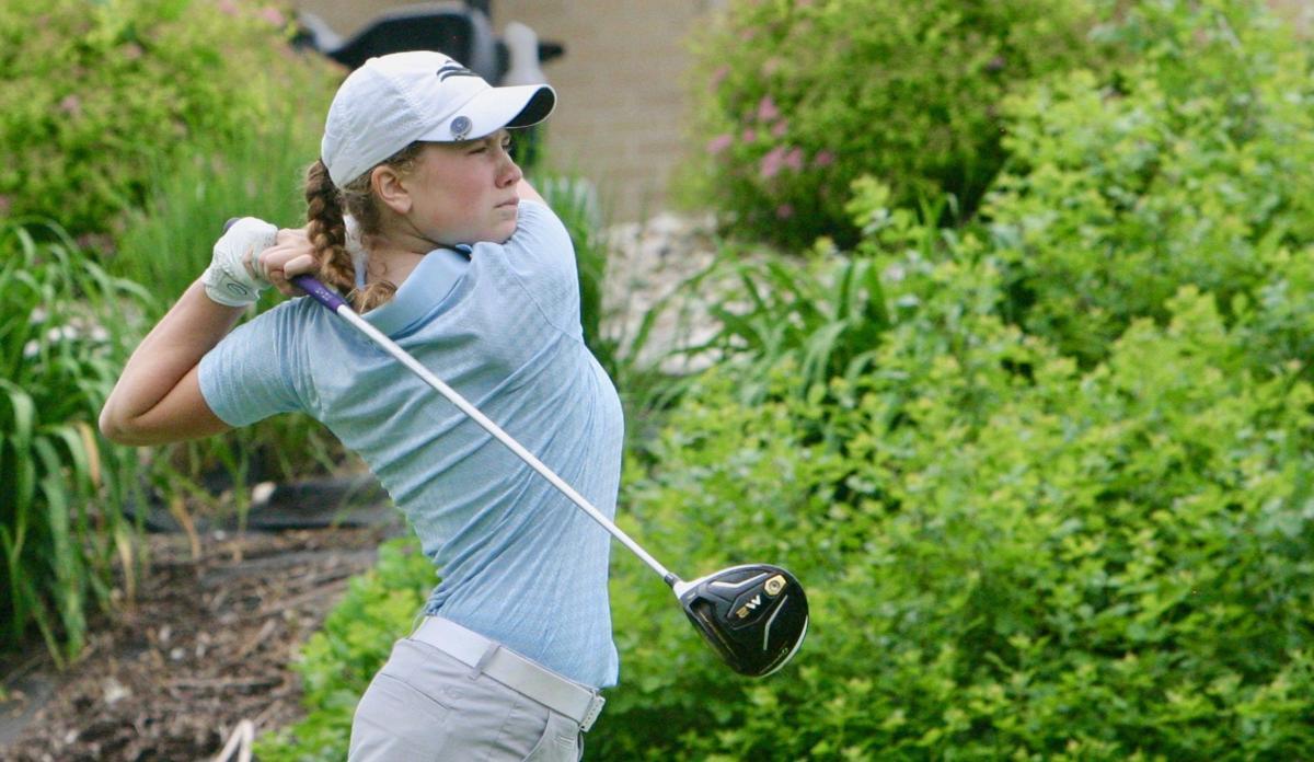 2018 Wisconsin State Women's Open | Cedarburg's Elise Hoven
