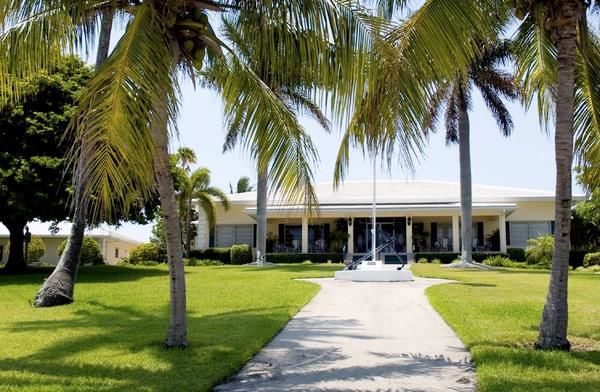 Florida Keys CC | Clubhouse Front