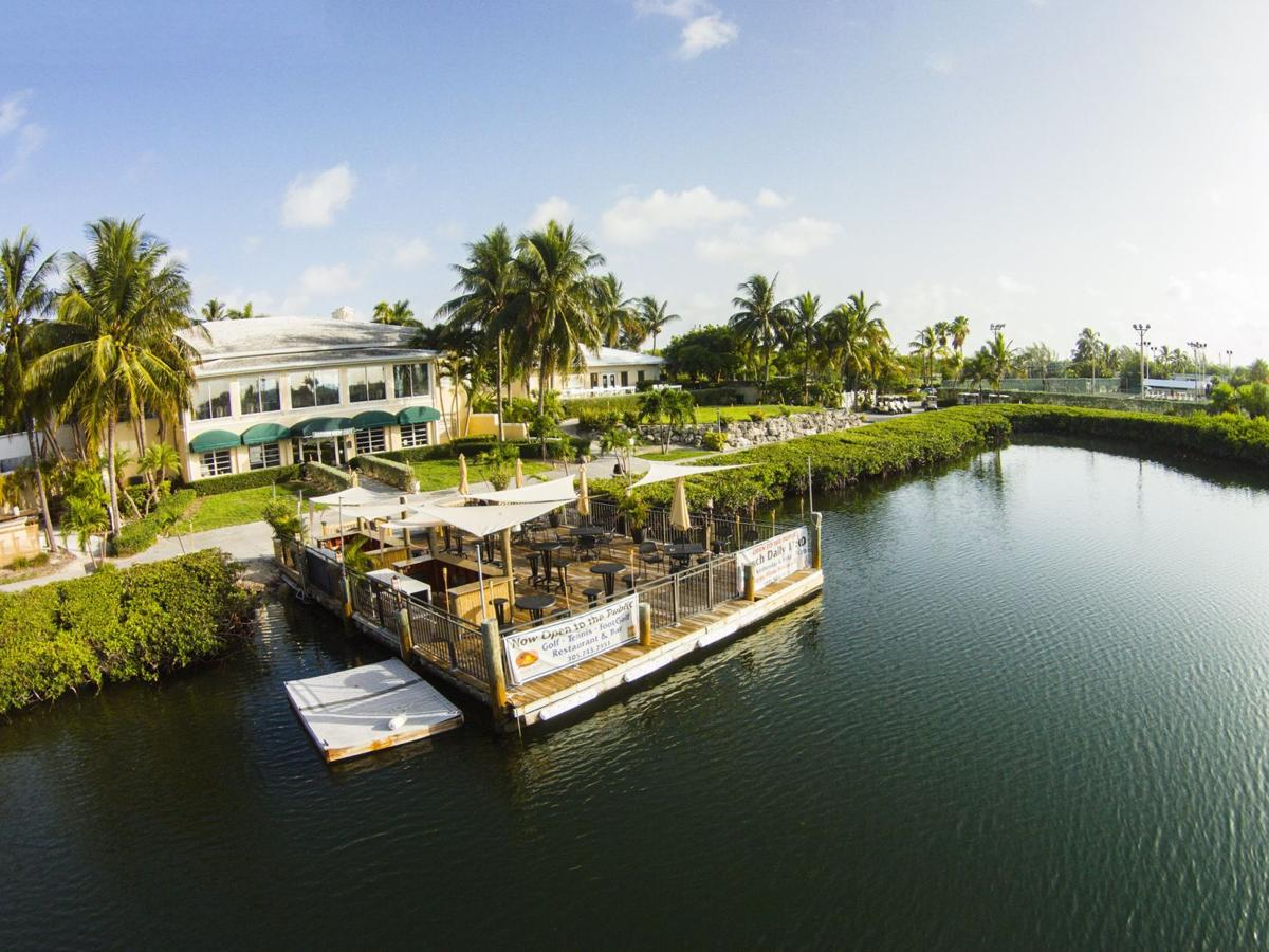 Florida Keys CC | Clubhouse rear
