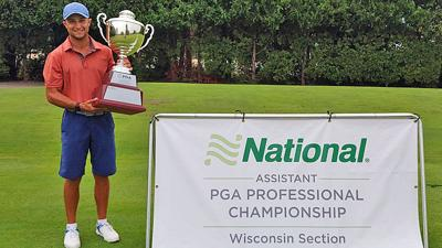 Blake Jens 2020 Assistant Professional Championship 2020