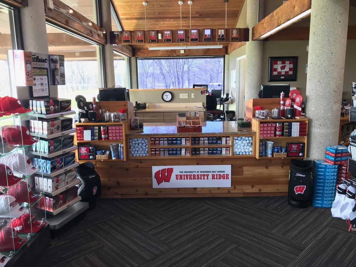 University Ridge | Front counter