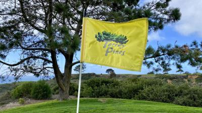 2020 Farmers Insurance Open | Torrey Pines flag